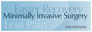 Minimally Invasive Surgery