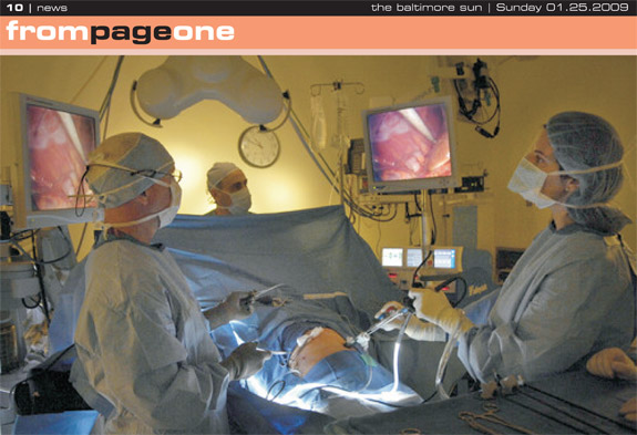 Dr. Massoglia Minimally Invasive Surgery